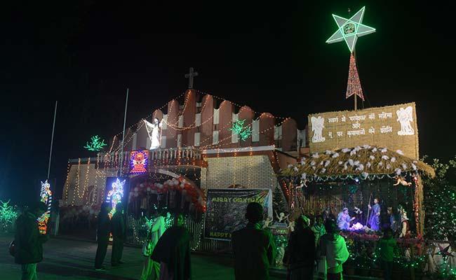 यूपी: अलीगढ़ में हिंदू जागरण मंच ने क्रिसमस न मनाने की दी धमकी