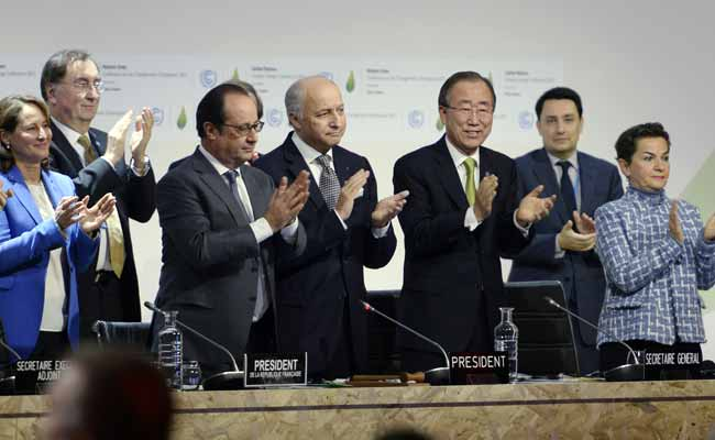 Climate Deal A Diplomatic Coup For France