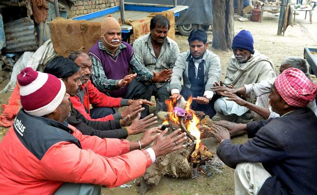 Temperature Drops To Zero In Karnal As Cold Wave Sweeps Haryana, Punjab