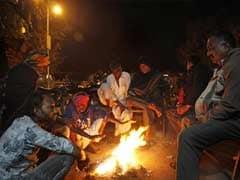 उत्तर भारत में शीतलहर जारी, दिल्ली का पारा तीन साल के सबसे निचले स्तर पर