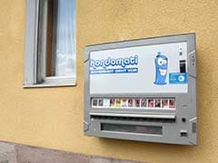 In a Failed Robbery, Man Dies Trying to Blow Up A Condom Machine