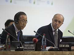 UN Climate Talks A Chance To 'Rise To History'