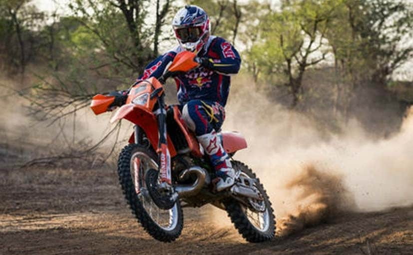 CS Santosh Gears Up for Dakar Again