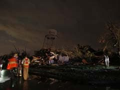 Texas Tornadoes Kill 11 As Wild Weather Lashes US