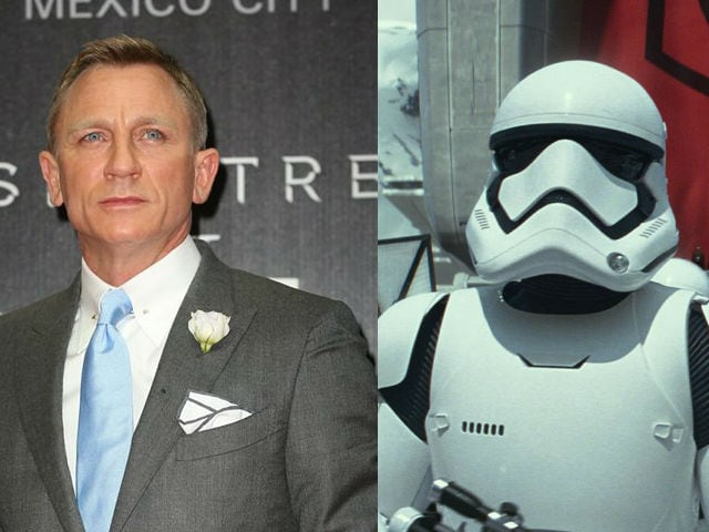 Everything You Need to Know About Daniel Craig's Star Wars Cameo
