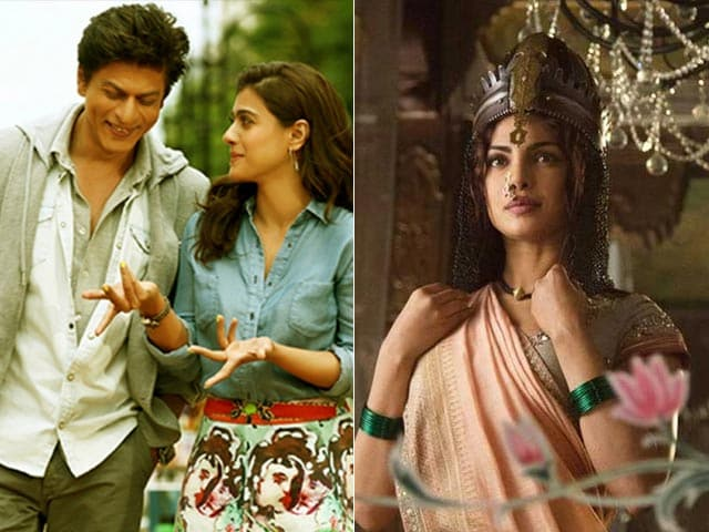 In Dilwale vs Bajirao Mastani, Round One Goes to This Film