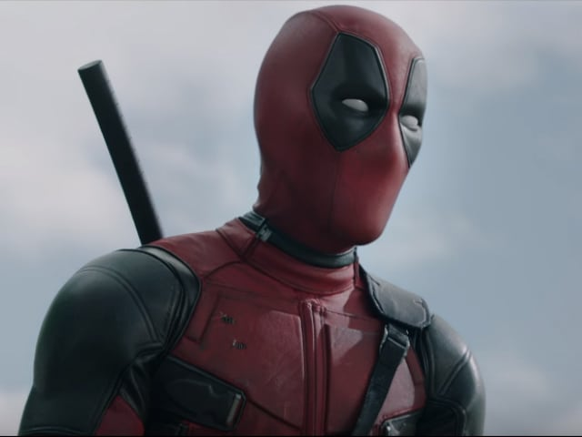 Deadpool's Christmas Surprise is This Not-So-Merry Teaser