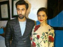 No <i>Tamasha</i>, Deepika Padukone is Happy For Ranbir Kapoor