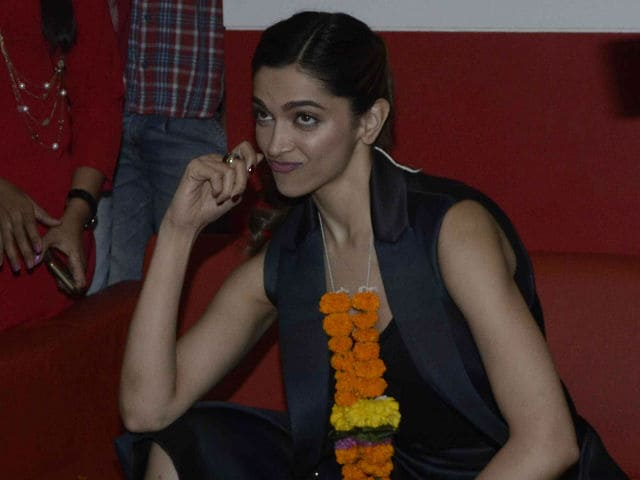 Deepika Padukone Doesn't Have Films For 2016. Here's Why