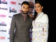 Ranveer Singh is 'Proud' of Deepika, Says She 'Deserves Awards'