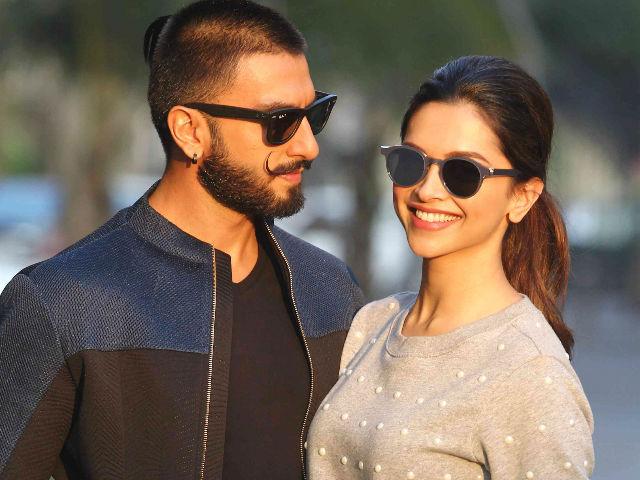 Ranveer Singh To Deepika Padukone Nothing Makes Me Happier Than You -  -4310