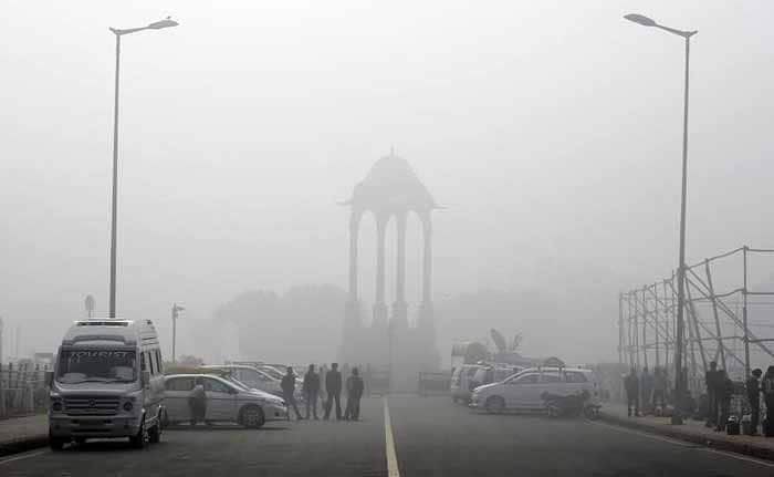 Delhi Records Warmest First Week Of January In 15 Years