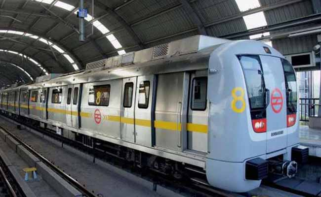 Lucknow Metro's Trial Run To Be Held Today