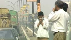 Effect of Odd-Even Scheme on Pollution Still Uncertain