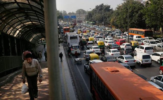 Air Quality 'Improving' Due To Odd-Even Scheme: Delhi Government
