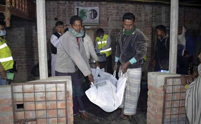 ISIS Claims Responsibility For Suicide Attack At Bangladesh Mosque