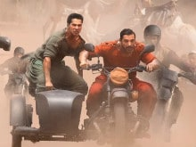 <i>Dishoom</i> First Look: Varun Dhawan, John Abraham's <I>Hot Pursuit</i>