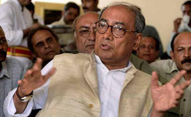 गृहमंत्रालय में मेरे अपने सूत्र हैं : आईएसआईएस वाले दावे पर NDTV से बोले दिग्विजय सिंह