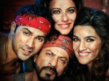 Shah Rukh Has No 'Special Reason' For Acting in Ensemble Cast