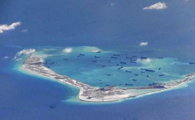 US Says Bombers Didn't Intend To Fly Over China-Held Island