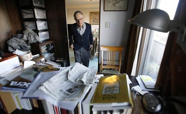 Japan Scholar, Donald Keene Finds His Life Intertwined With Japan
