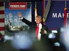 Donald Trump Says He Is Postponing Trip To Israel