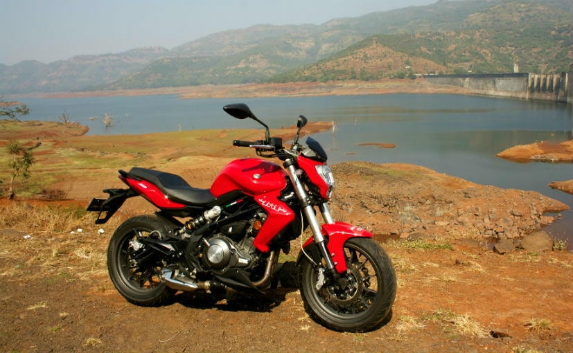 Benelli to launch ABS equipped TNT 300 this month