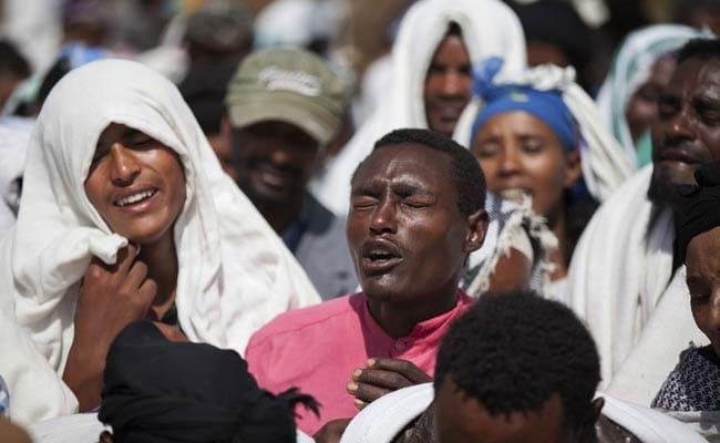 'इथियोपिया में सरकार विरोधी प्रदर्शनों पर कार्रवाई में कम से कम 140 लोगों की मौत'