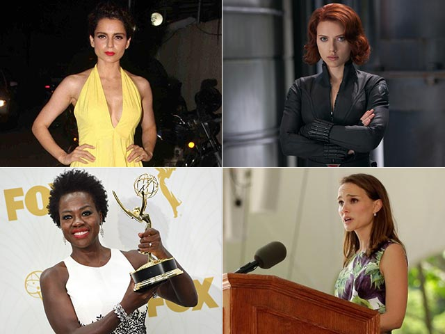 Kangana Ranaut to Viola Davis: 10 Women Who Made 2015  Their Year