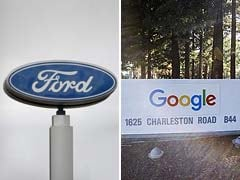 Ford In Talks With Google To Build Self-Driving Cars: Reports