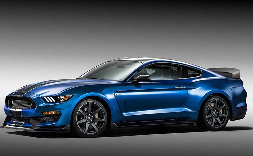 Ford Mustang Will Be Showcased At Upcoming Auto Expo 2016 Launch Expected
