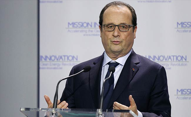 France 'Not Finished With Terrorism' Says  Francois Hollande