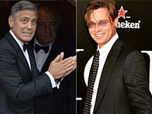 The Only Thing That Makes Brad Pitt, George Clooney Get 'Competitive'
