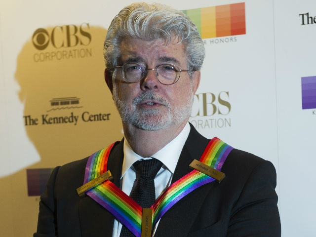 Star Wars Creator Gets Kennedy Center Lifetime Award