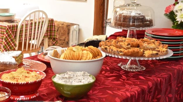 You Need More Than Good Food To Pull Off A Great Party