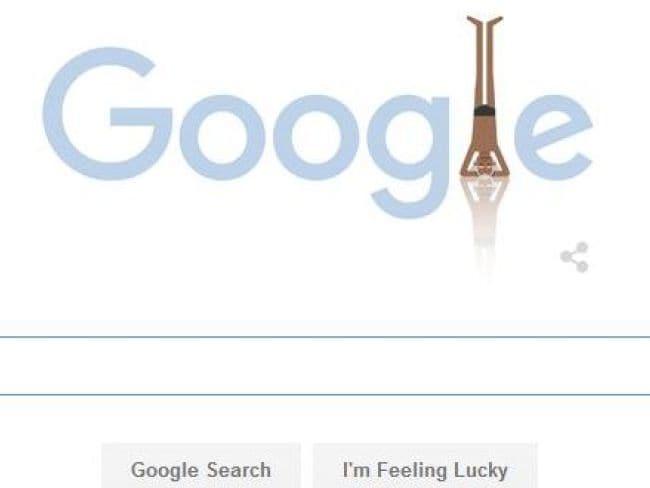 BKS Iyengar's 97th birthday: Google Celebrates with Animated Yoga Poses In Hindi