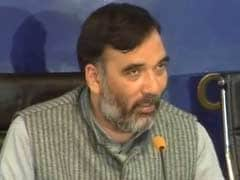 Will Fine Vijay Goel If He Violates Odd-Even Rule: Delhi Minister Gopal Rai