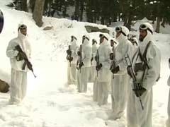 In Snow-Covered Gulmarg, Soldiers At LoC Fight A Different Battle