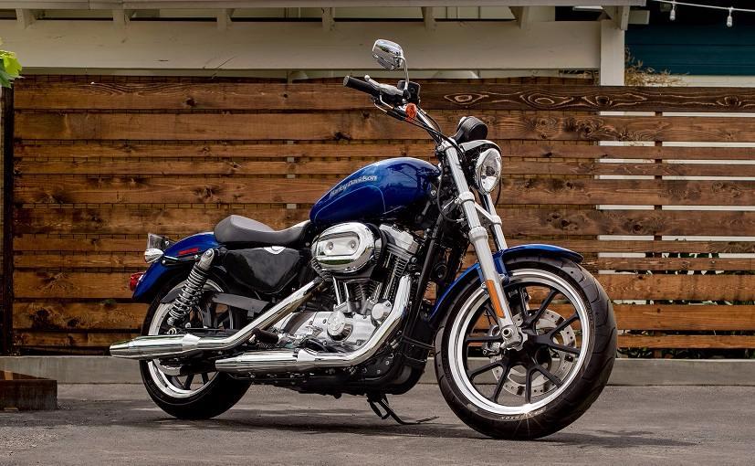 Harley-Davidson Discontinues Production of SuperLow - NDTV CarAndBike