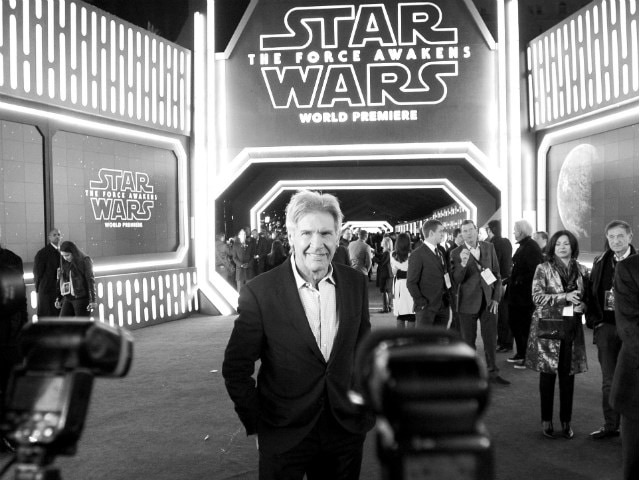 What Harrison Ford Wants From Star Wars: The Force Awakens