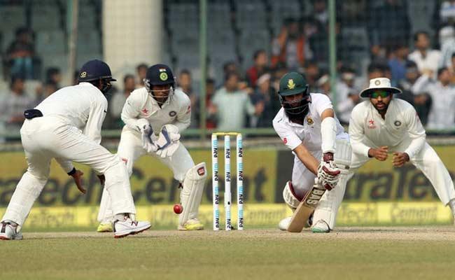 दूसरा टेस्ट : हाशिम अमला ने नाबाद दोहरे शतक के साथ की फॉर्म में वापसी