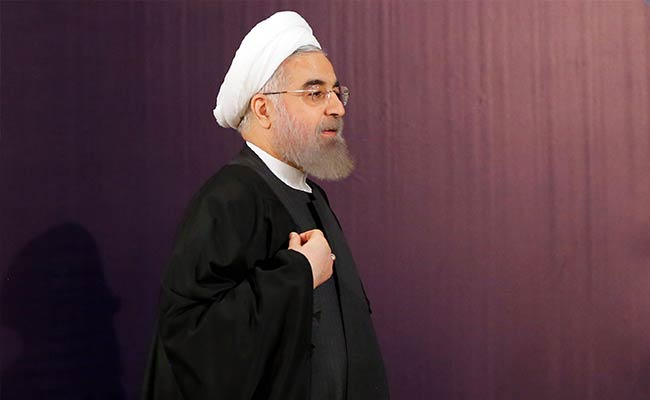 Iran's Hassan Rouhani To Visit Vatican In January