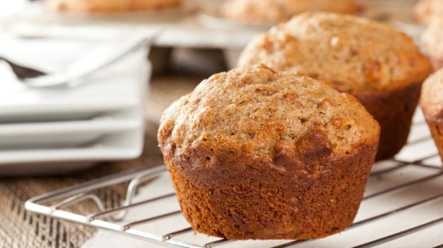 Apple Carrot Muffin