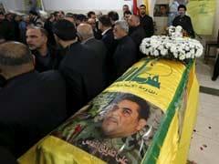 Hezbollah Leader Says Israeli Strike Killed Lebanese Militant Qantar In Syria