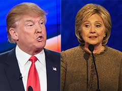 Hillary Clinton Leads Donald Trump By 7 Points: Poll
