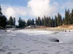 देश के इस राज्य में भीषण ठंड, तापमान शून्य से नीचे पहुंचने के कारण पानी जम गया