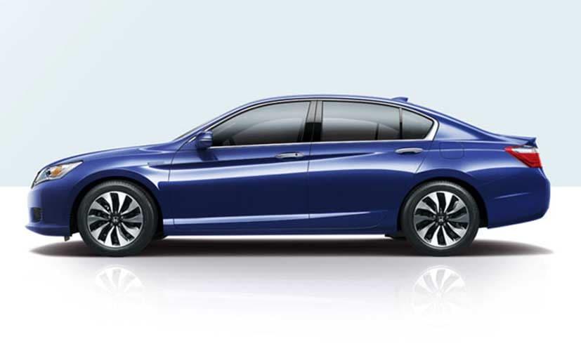 Honda Acoord Hybrid