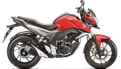 Honda CB Hornet 160R Launched at Rs. 79,900