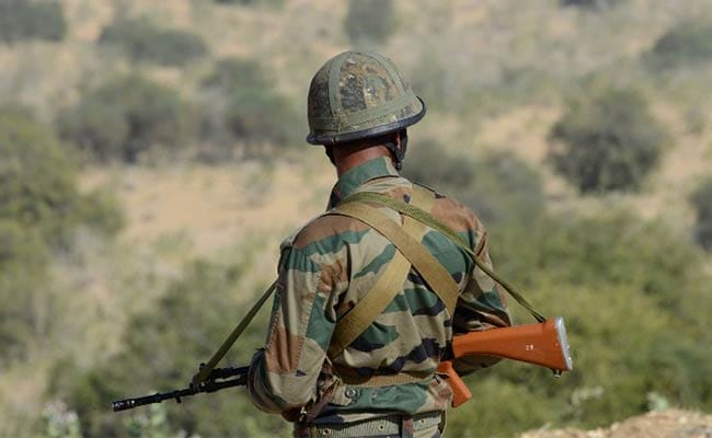 Army Major, Soldier Killed In IED Blast Near Line Of Control