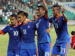 फीफा रैंकिंग : भारतीय फुटबॉल टीम 96वें स्थान पर, दो दशक में यह सर्वश्रेष्ठ रैंकिंग ...